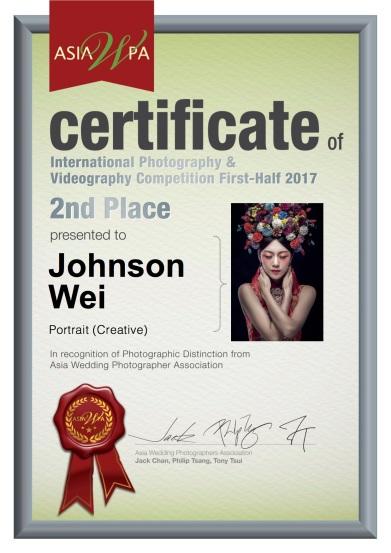 Cert_JohnsonWei_595 (2nd Place)