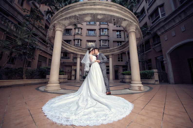 杰儒&念蓁-新板希爾頓酒店婚禮紀錄-002