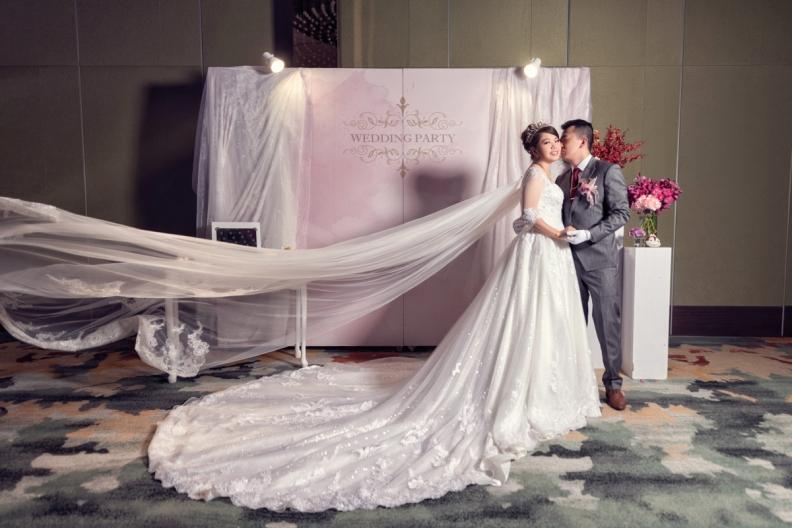 杰儒&念蓁-新板希爾頓酒店婚禮紀錄-004