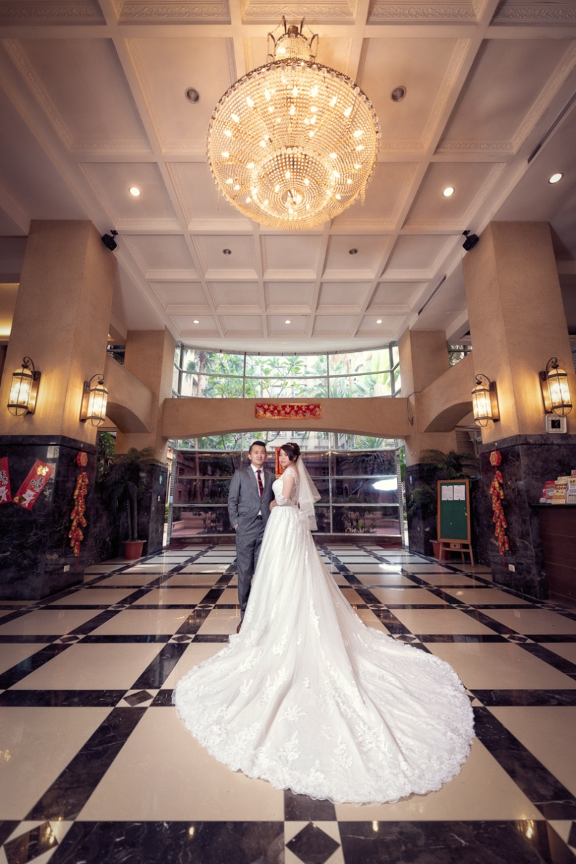 杰儒&念蓁-新板希爾頓酒店婚禮紀錄-005
