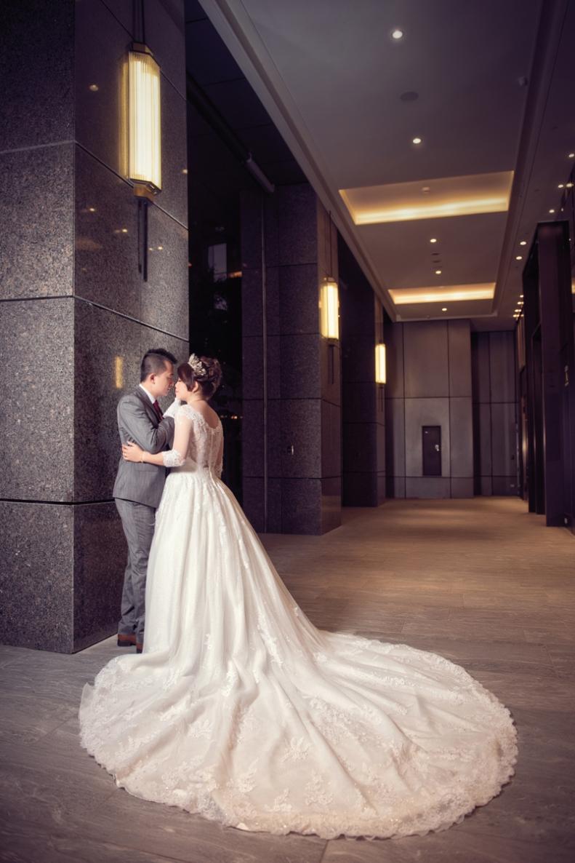 杰儒&念蓁-新板希爾頓酒店婚禮紀錄-010
