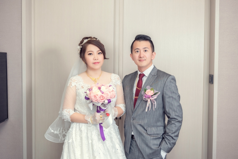 杰儒&念蓁-新板希爾頓酒店婚禮紀錄-011