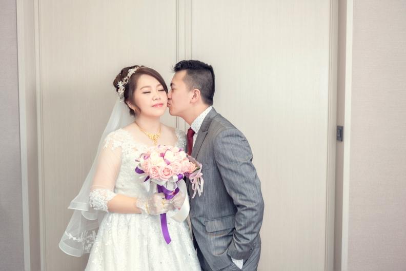 杰儒&念蓁-新板希爾頓酒店婚禮紀錄-013