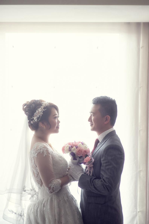 杰儒&念蓁-新板希爾頓酒店婚禮紀錄-014
