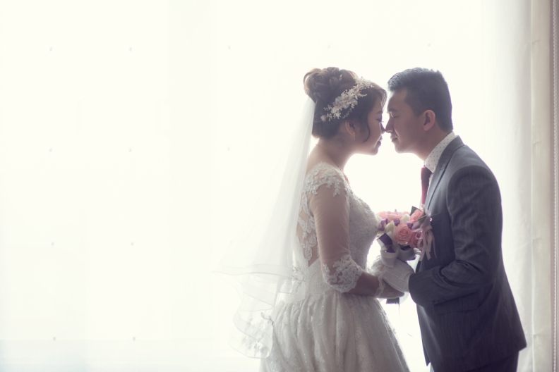 杰儒&念蓁-新板希爾頓酒店婚禮紀錄-015