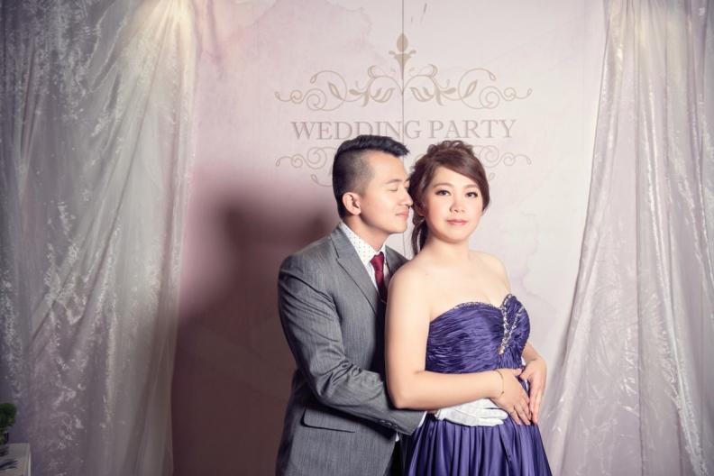 杰儒&念蓁-新板希爾頓酒店婚禮紀錄-018
