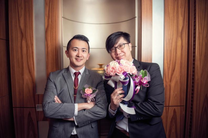 杰儒&念蓁-新板希爾頓酒店婚禮紀錄-020