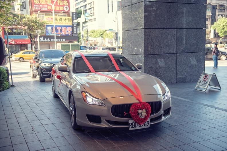 杰儒&念蓁-新板希爾頓酒店婚禮紀錄-027