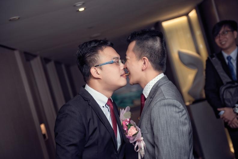 杰儒&念蓁-新板希爾頓酒店婚禮紀錄-033