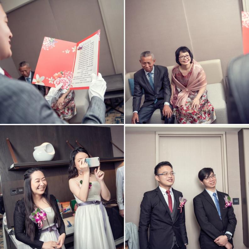 杰儒&念蓁-新板希爾頓酒店婚禮紀錄-035
