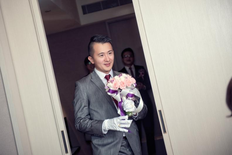 杰儒&念蓁-新板希爾頓酒店婚禮紀錄-036