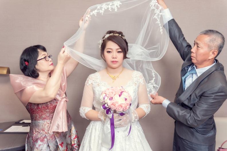 杰儒&念蓁-新板希爾頓酒店婚禮紀錄-042