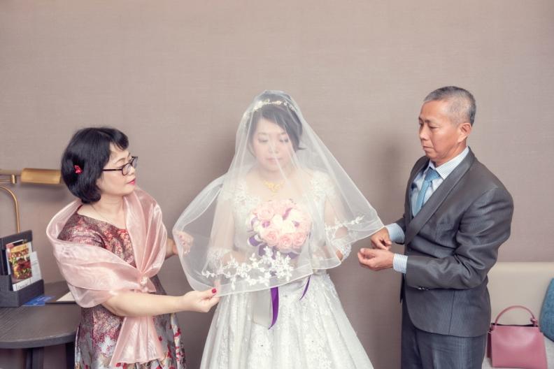 杰儒&念蓁-新板希爾頓酒店婚禮紀錄-043