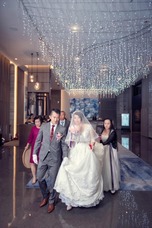杰儒&念蓁-新板希爾頓酒店婚禮紀錄-046