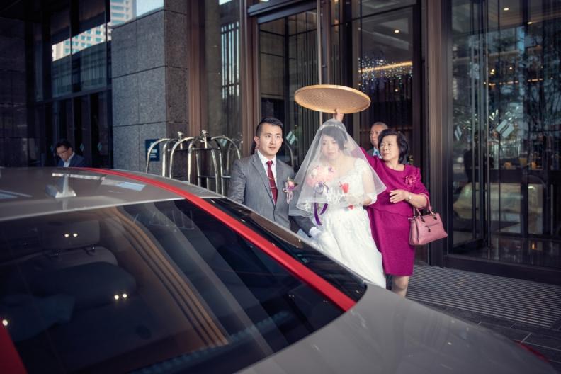 杰儒&念蓁-新板希爾頓酒店婚禮紀錄-047
