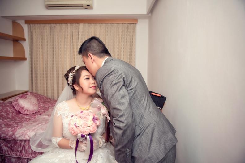 杰儒&念蓁-新板希爾頓酒店婚禮紀錄-055