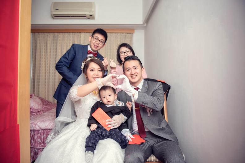 杰儒&念蓁-新板希爾頓酒店婚禮紀錄-057