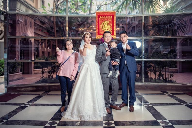 杰儒&念蓁-新板希爾頓酒店婚禮紀錄-059