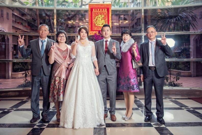 杰儒&念蓁-新板希爾頓酒店婚禮紀錄-061