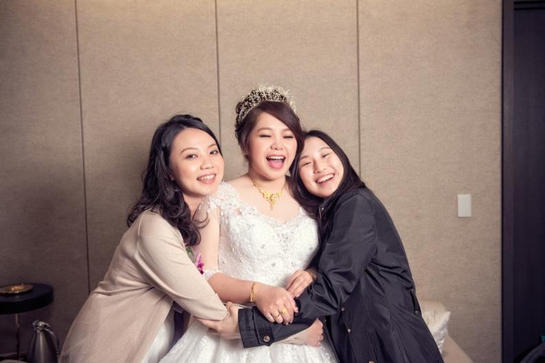 杰儒&念蓁-新板希爾頓酒店婚禮紀錄-069