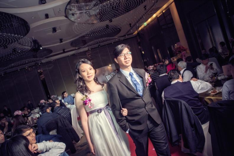 杰儒&念蓁-新板希爾頓酒店婚禮紀錄-073