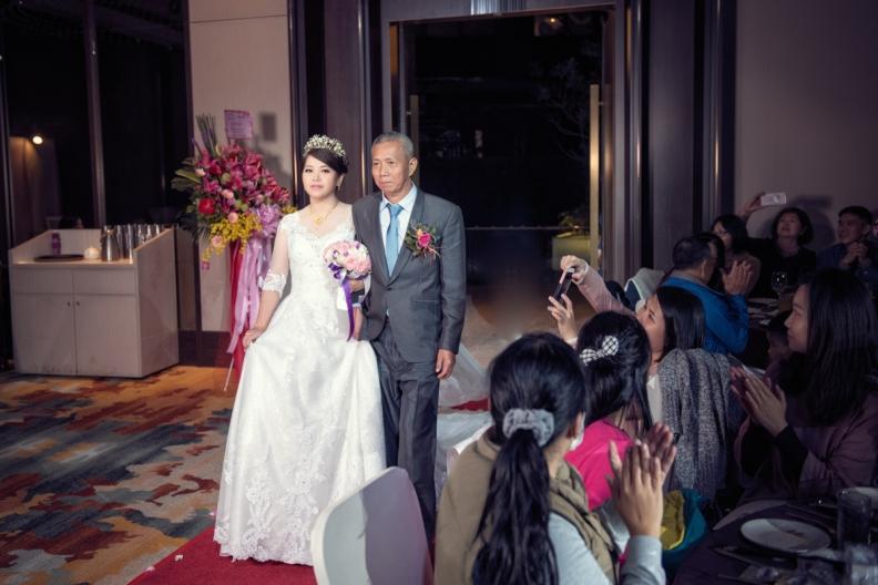 杰儒&念蓁-新板希爾頓酒店婚禮紀錄-077