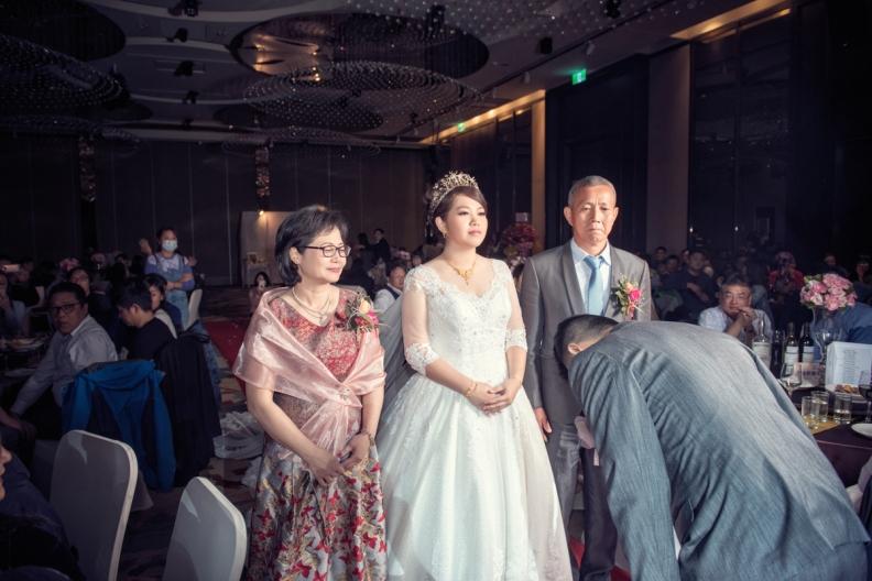 杰儒&念蓁-新板希爾頓酒店婚禮紀錄-078