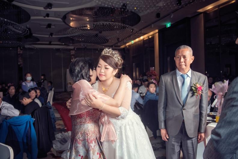 杰儒&念蓁-新板希爾頓酒店婚禮紀錄-079