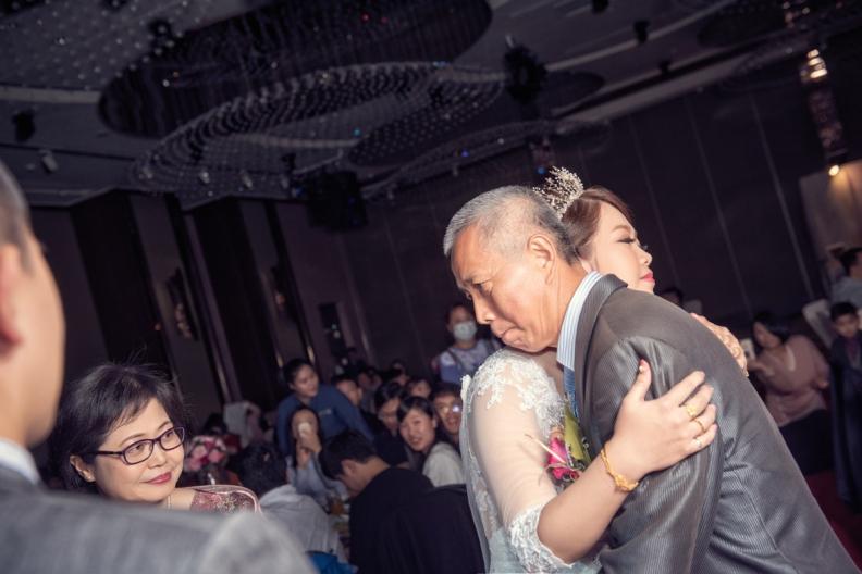 杰儒&念蓁-新板希爾頓酒店婚禮紀錄-080