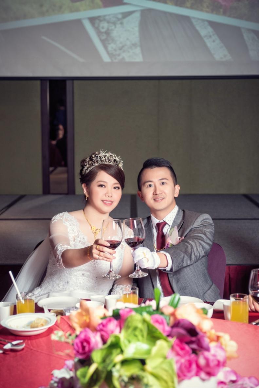 杰儒&念蓁-新板希爾頓酒店婚禮紀錄-089