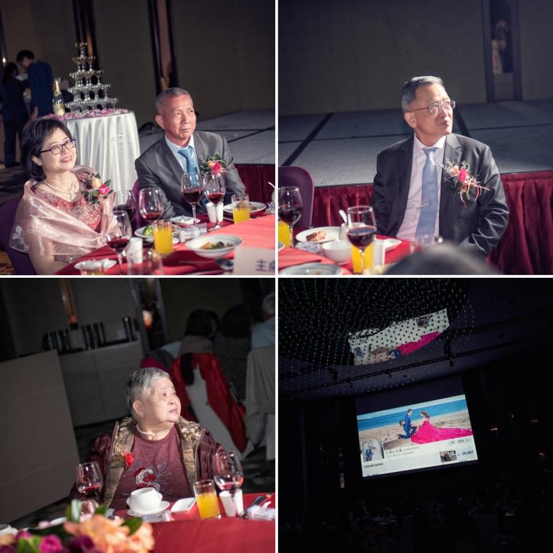 杰儒&念蓁-新板希爾頓酒店婚禮紀錄-090