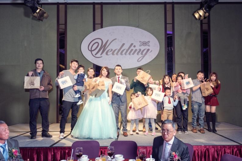 杰儒&念蓁-新板希爾頓酒店婚禮紀錄-094