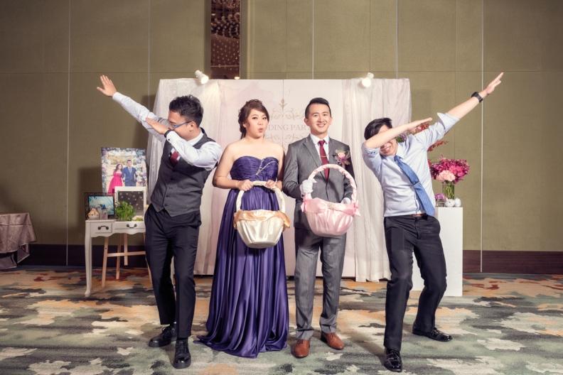 杰儒&念蓁-新板希爾頓酒店婚禮紀錄-103