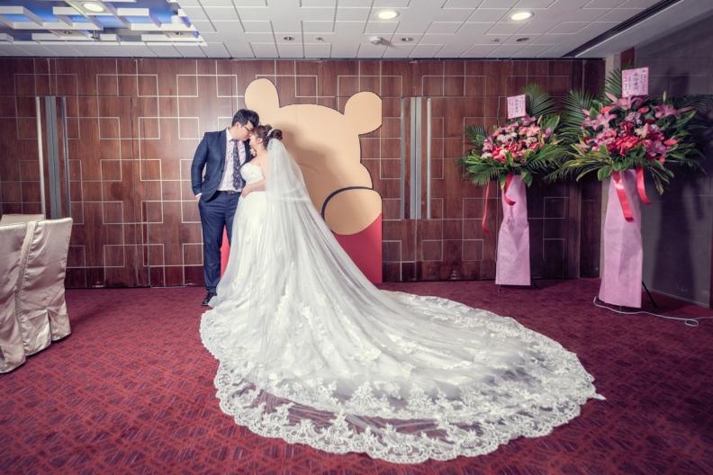 台北老爺酒店婚禮紀錄-007