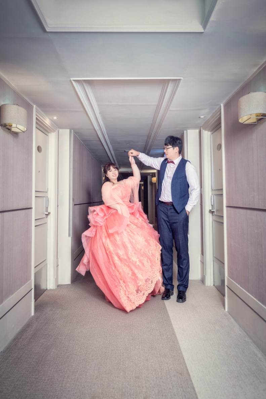 台北老爺酒店婚禮紀錄-009