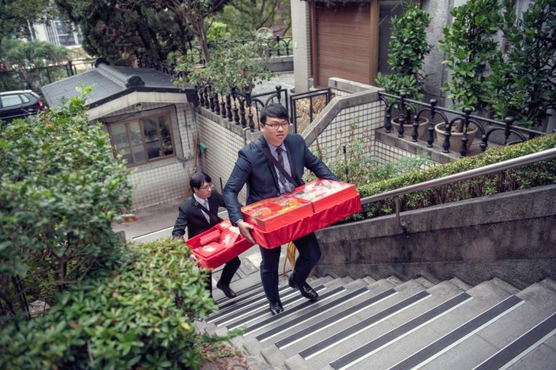 台北老爺酒店婚禮紀錄-013