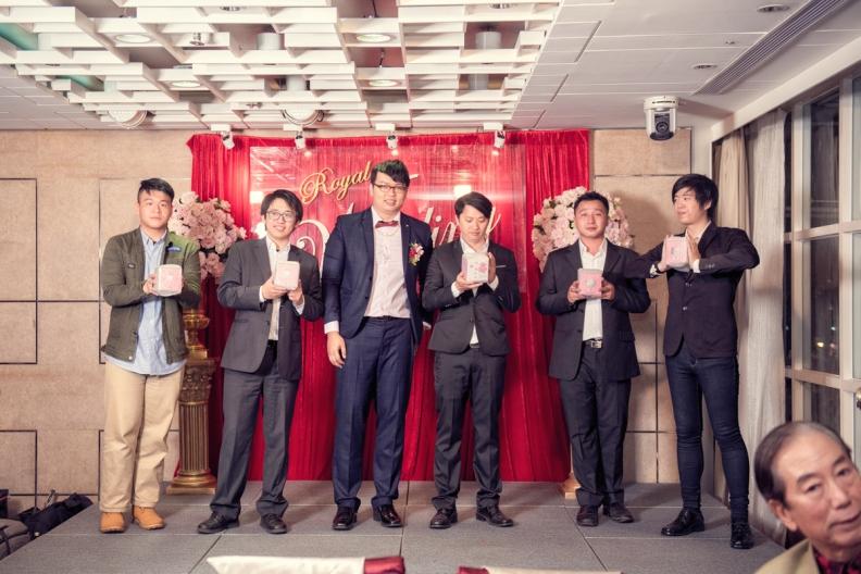 台北老爺酒店婚禮紀錄-111