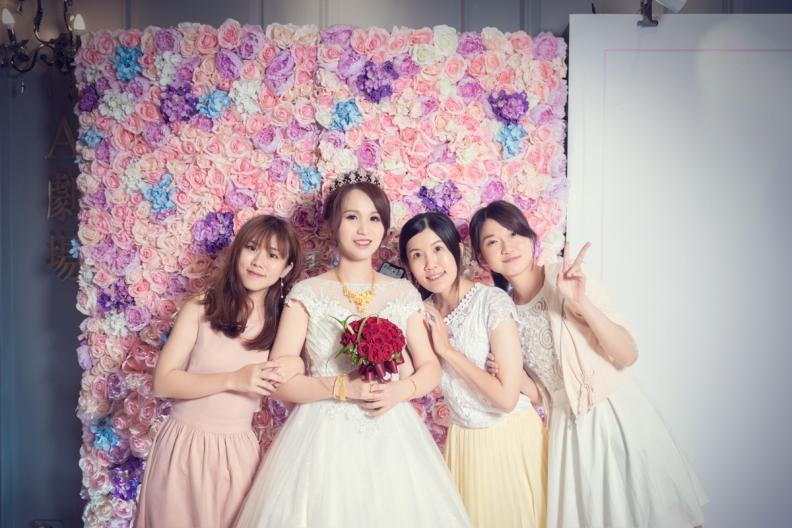 Inky+Sony-新莊晶宴婚禮紀錄-076