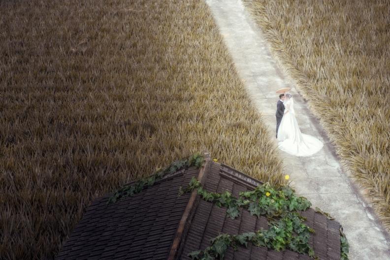 Ryan & Ann - 台中寶麗金婚禮紀錄 001