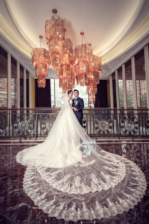 Ryan & Ann - 台中寶麗金婚禮紀錄 003