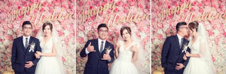 Ryan & Ann - 台中寶麗金婚禮紀錄 004