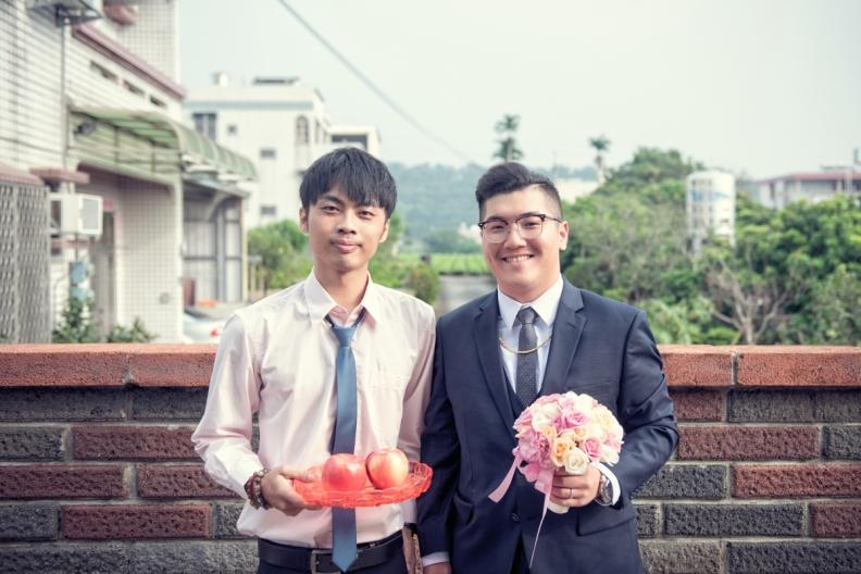 Ryan & Ann - 台中寶麗金婚禮紀錄 015