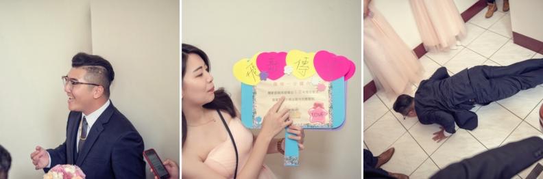 Ryan & Ann - 台中寶麗金婚禮紀錄 020