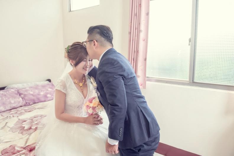 Ryan & Ann - 台中寶麗金婚禮紀錄 022