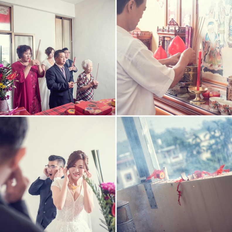 Ryan & Ann - 台中寶麗金婚禮紀錄 026