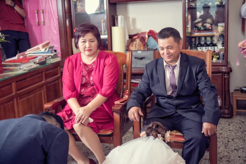 Ryan & Ann - 台中寶麗金婚禮紀錄 027