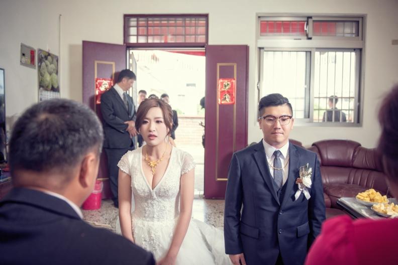 Ryan & Ann - 台中寶麗金婚禮紀錄 029
