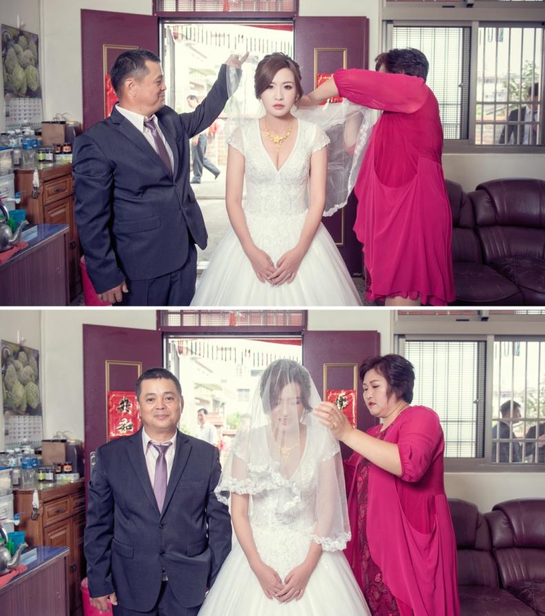 Ryan & Ann - 台中寶麗金婚禮紀錄 030