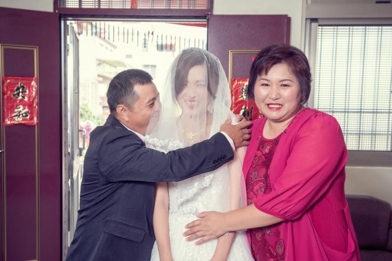 Ryan & Ann - 台中寶麗金婚禮紀錄 031