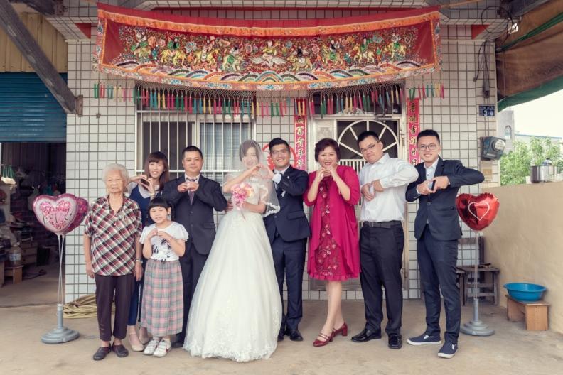 Ryan & Ann - 台中寶麗金婚禮紀錄 032